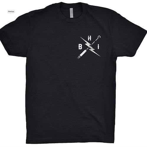 Black Hive Logo T-Shirt