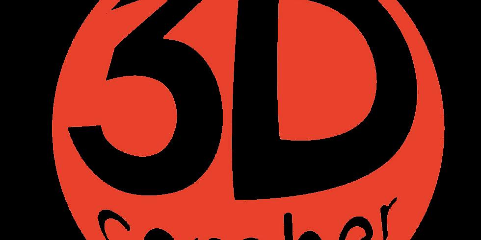 3D-cember 2020 | Program EU & US