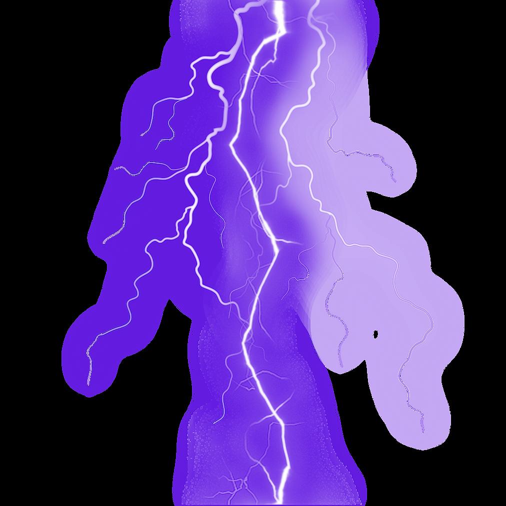 —Pngtree—lightning design lightning effe