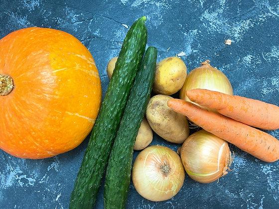 Farmers Choice 有機燒烤蔬果菜組合