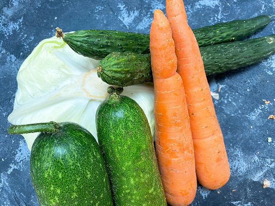 Farmers Choice 有機蔬菜瓜果組合