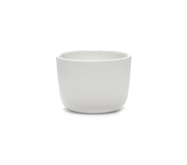 Tasse à Cappuccino Sans Anse Vincent Van Duysen pour Serax 20cl Mat D8,5 H6
