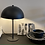 Thumbnail: Lampe de Table Métallique Coupole