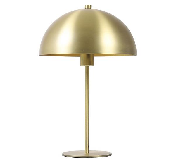 Lampe de Table Métallique Coupole
