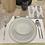 Thumbnail: Porcelino White Assiette Plate