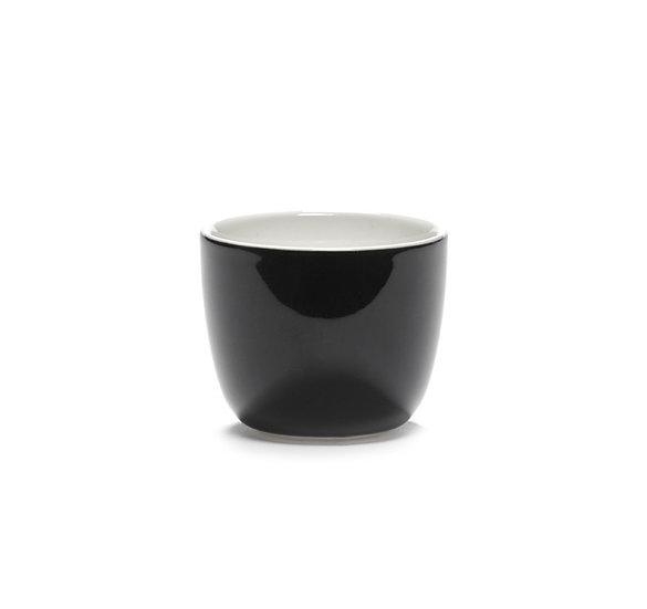 Tasse à Expresso Vincent Van Duysen pour Serax 13,5cl Email Noir