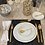 Thumbnail: Assiette Porcelino Ovale 28 cm