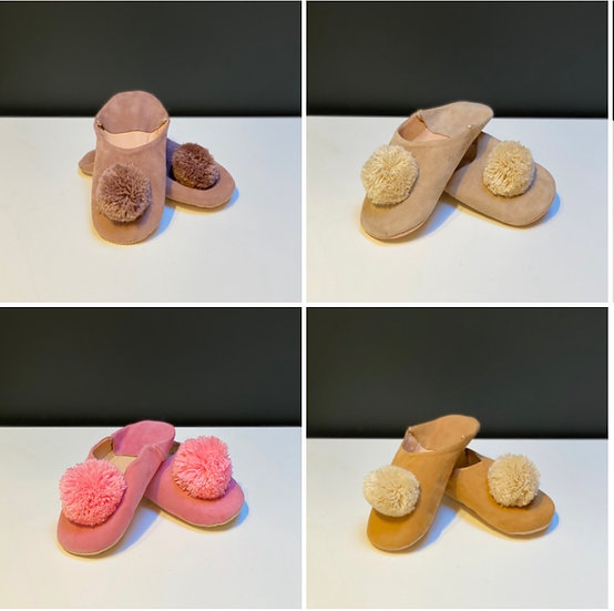 Chaussons Babouches Enfants