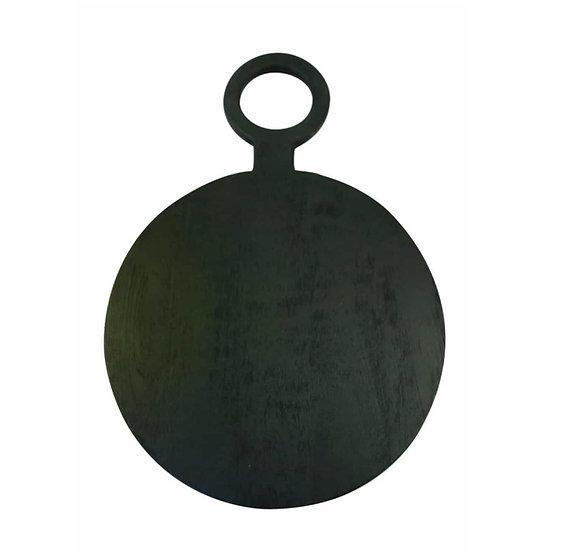 Planche Manguier Noir Ronde