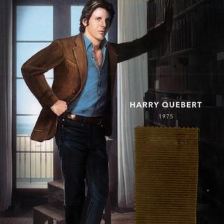 THE THRUTH ABOUT THE HARRY QUEBERT AFFAIR