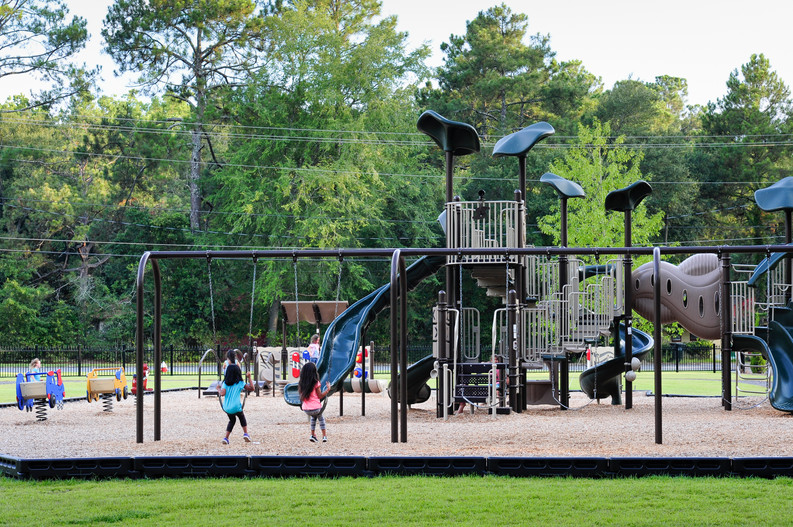 Moultrie Main Street Park Playground