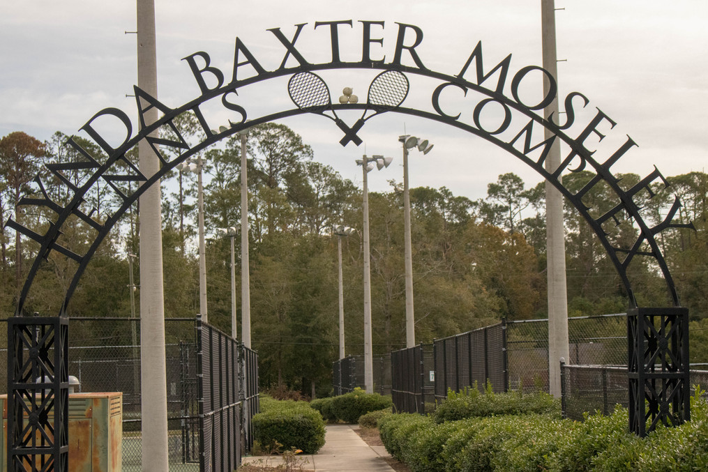 Linda Baxter Moseley Tennis Courts