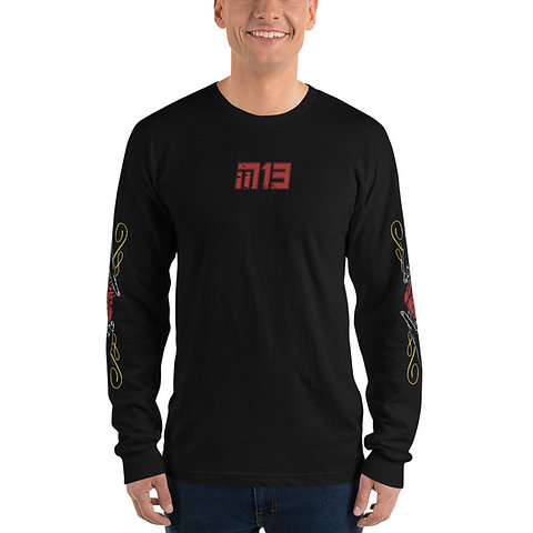 M13 Longsleeve Arm Prints