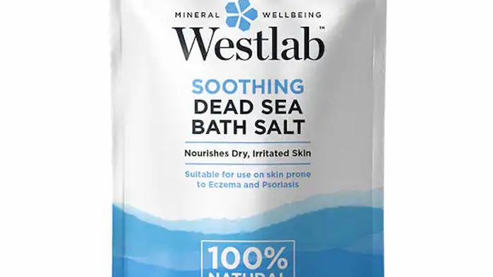Westlab Soothing Dead Sea Salt