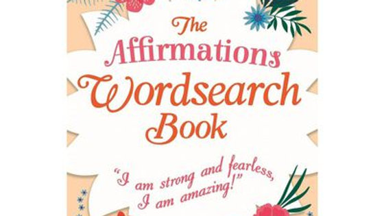 The Affirmations Word Search Book