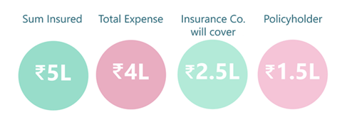Breakdown of Co-Payment