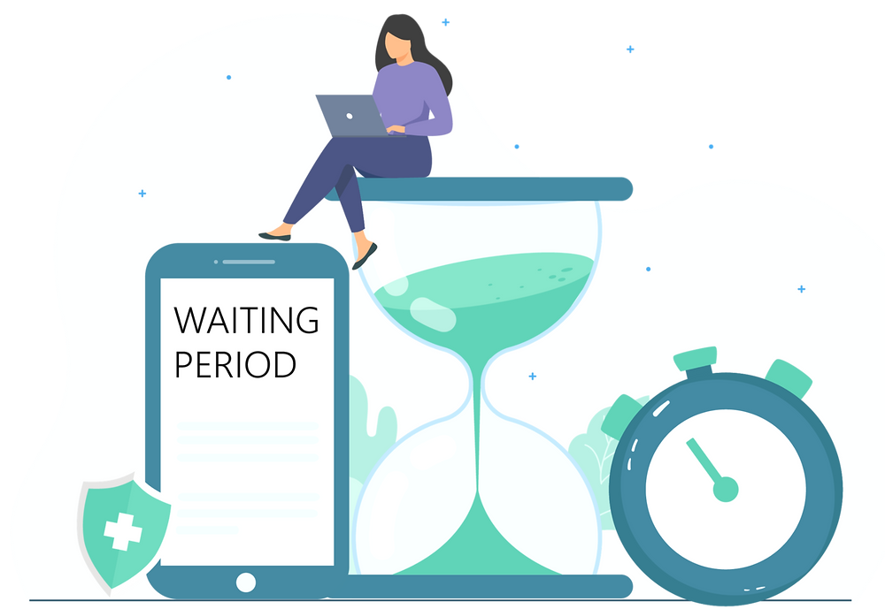 Waiting Period in your Corporate Health Cover