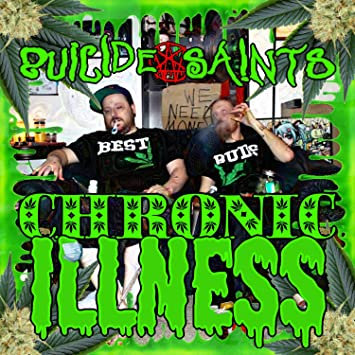 'Chronic Illness' Official E.P. (Physical Copy)