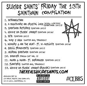 Friday the 13th Sainthain Compilation ar