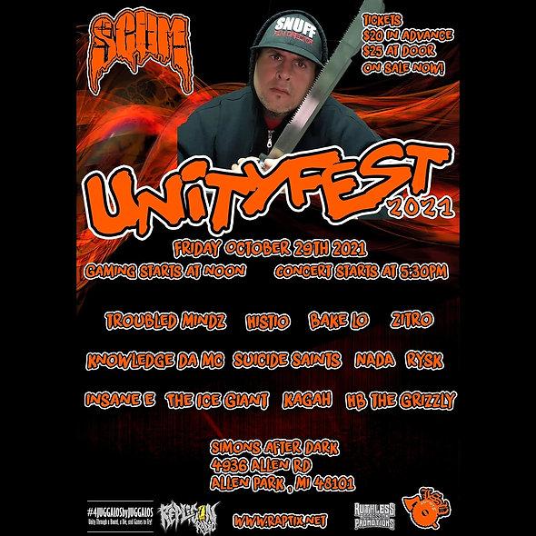 Unity Fest 2021 Ticket