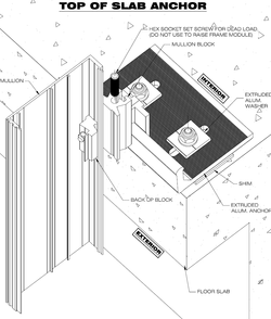3D Model -  Slab Anchor