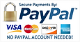 payment options, paypal, visa, mastercard, discover, american express