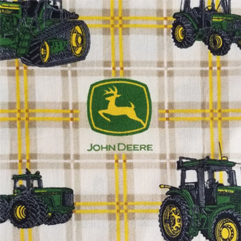 John Deere Sand / Toddler, Youth and Adult Masks