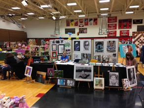 MHS ART.craft show 2017.4.JPG