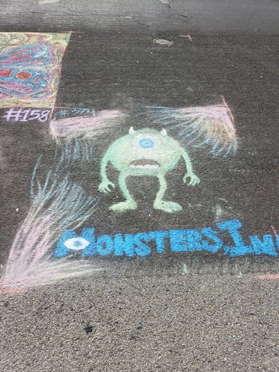 monsters inc chalk walk .jpg