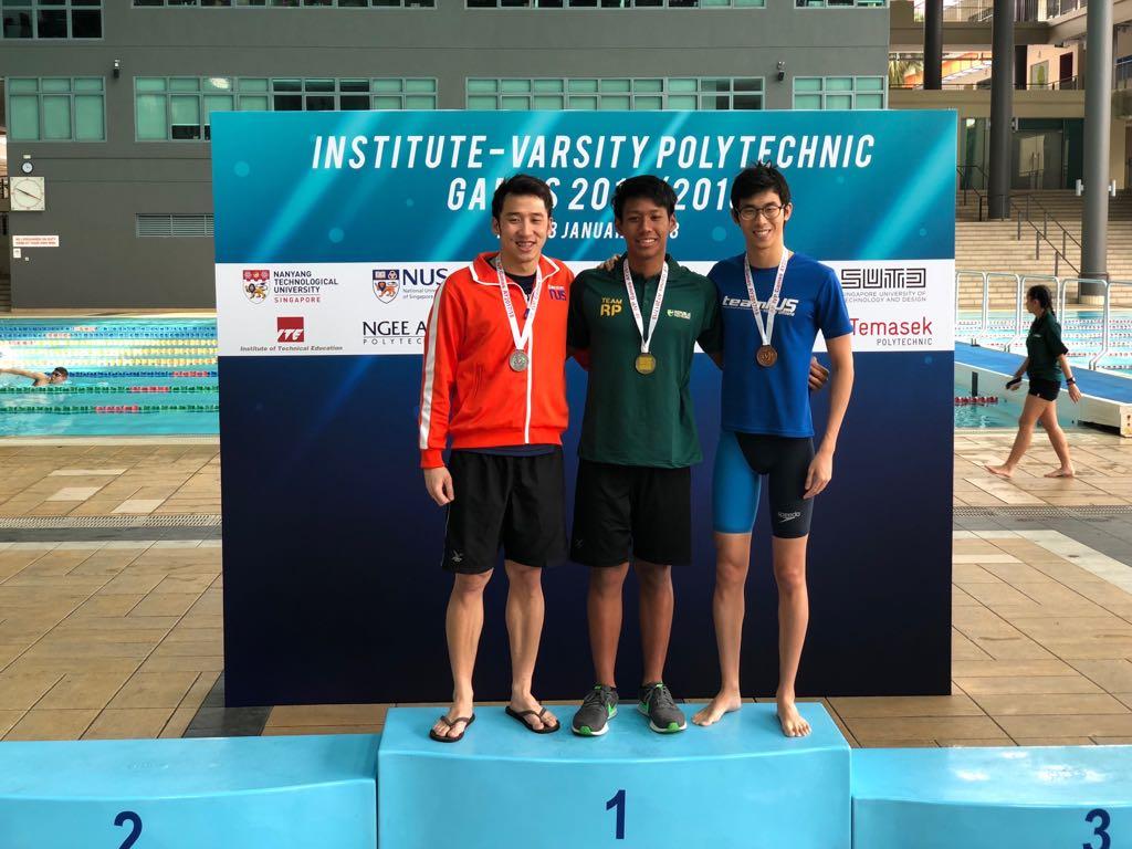 IVP Swimming Championships 2018