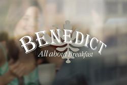Benedict branding