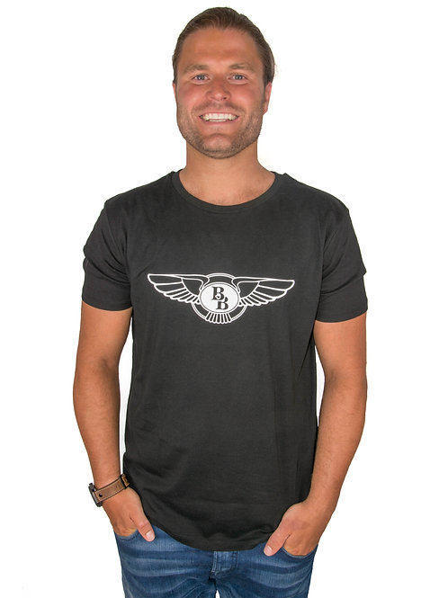 The Logo Shirt Men Black