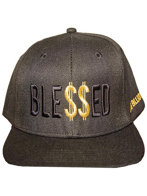 Ble$$ed Snapback Hat