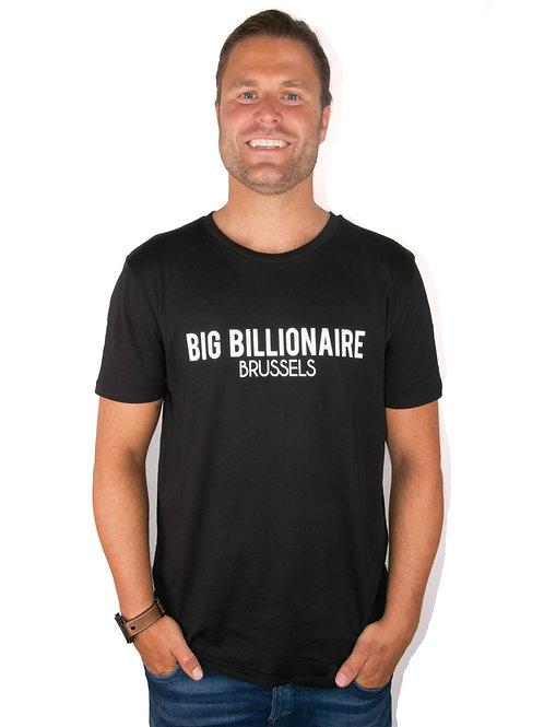 Official Billionaire Shirt Men Black