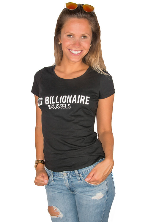 Official Billionaire shirt black