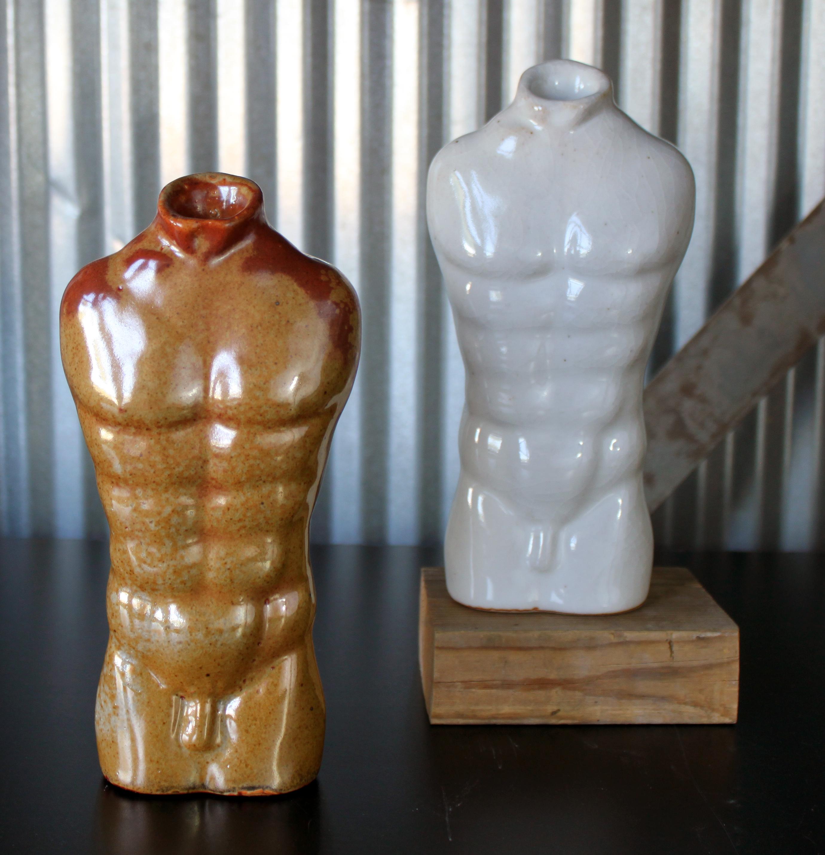 slip cast torso