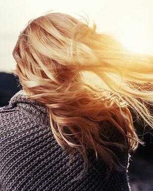 Il vento nei capelli