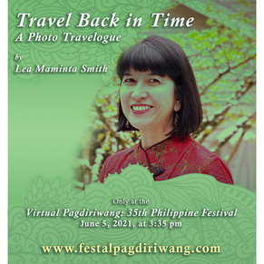 Travel Back in Time by Leia Maminta Smith