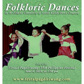 Folkloric Dances by the FCS Kalahi Dance Company