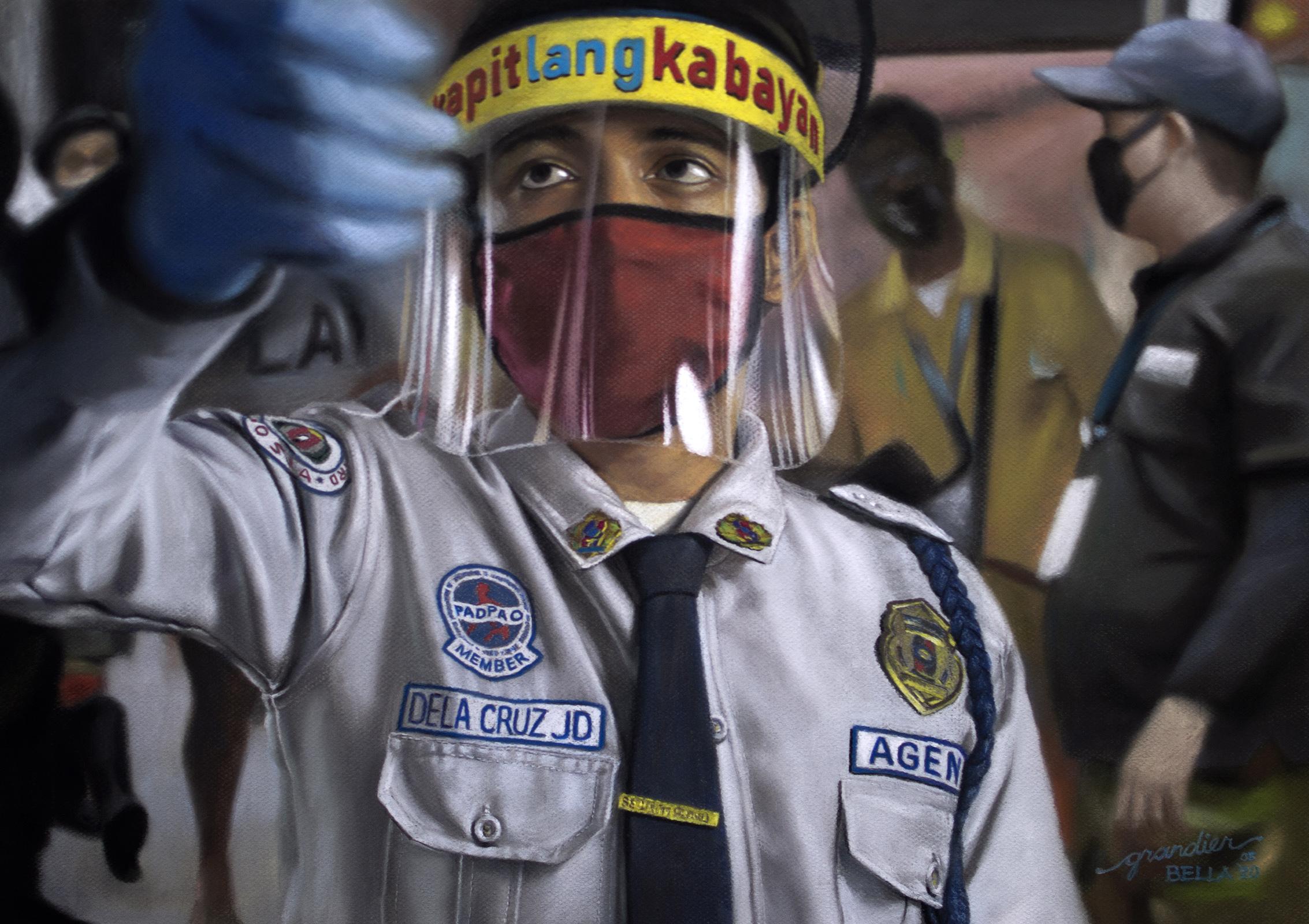 Treinta y Siete, Kabayan