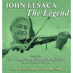 John Lesaca The Legend