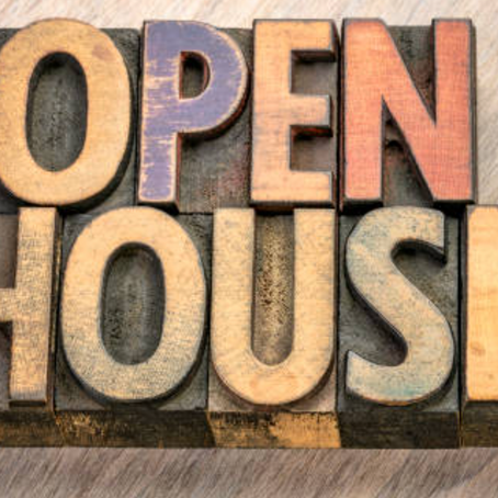Open House, Vaccines, and Student Events!