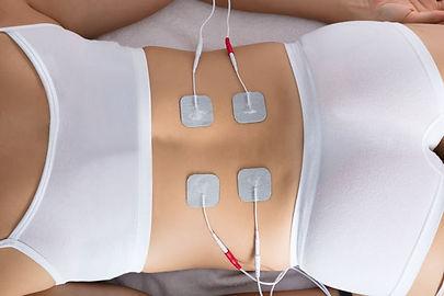 Electrical Muscle Stimulation E-Stim EMS