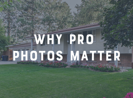 Why Professional Real Estate Photography Matters
