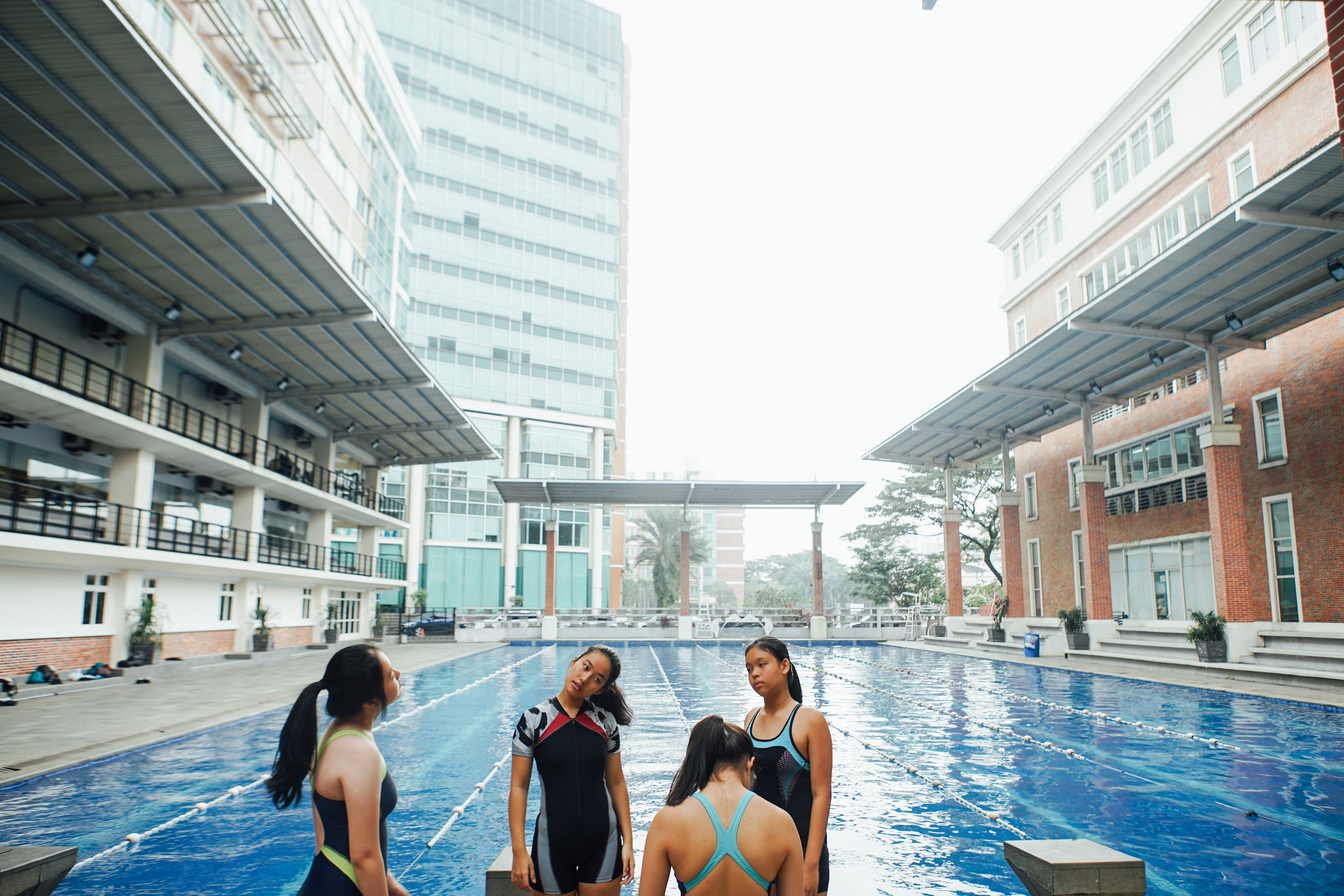 UPH College Olympic Swimming Pool
