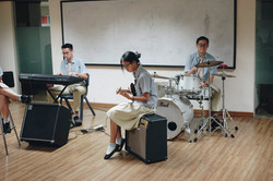 UPH College Music Room