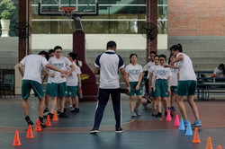 UPH College Basketball Court