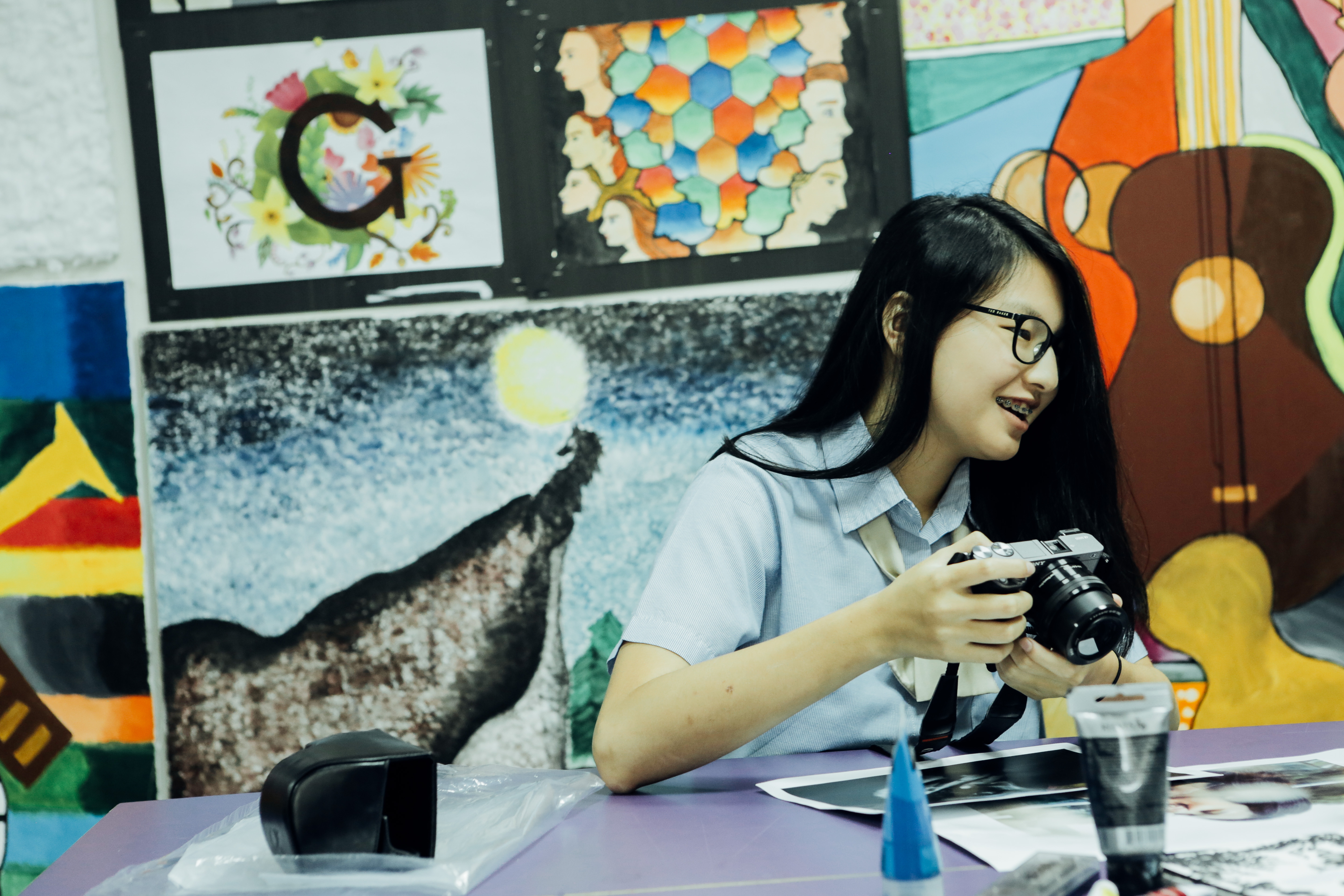 UPH College Art Room