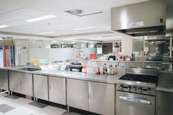 UPH College Kitchen