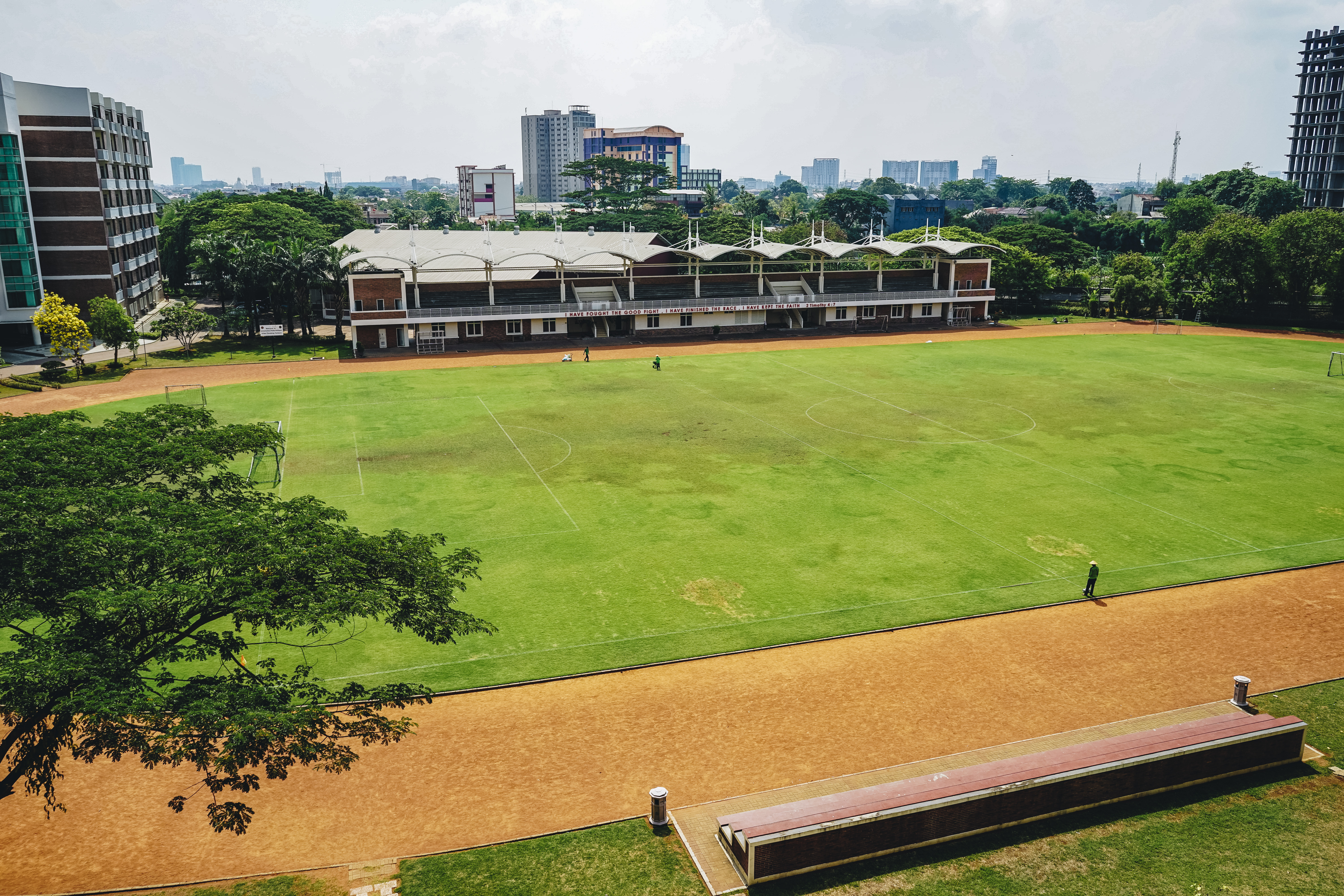 UPH College Soccer Field